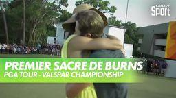 Premier sacre pour Sam Burns : PGA Tour - Valspar championship