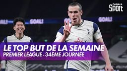 Top 5 Premier League : 34ème journée