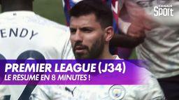 Grand format sur la 34ème journée de Premier League : Saison 2020-21