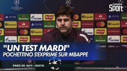 Kylian Mbappé très incertain contre Manchester City d'après Pochettino : Late Football Club