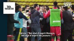 Les images inédites de la bagarre entre Lyon et Monaco : Late Football Club