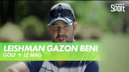 Marc Leishman gazon béni : Golf+ Le Mag