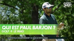 Mais qui est Paul Barjon ? : Golf+ Le Mag