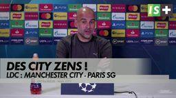 Des City Zens ! : LDC : Manchester City - Paris SG
