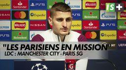 Les parisiens en mission : LDC : Manchester City - Paris SG