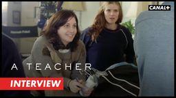 A Teacher - Dans les coulisses de la série