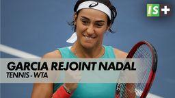 Garcia se sépare de son père coach : Tennis - WTA