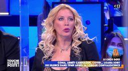 """Atteinte par la Covid, Loana donne de ses nouvelles dans TPMP : """"J'ai été une miraculée"""""""