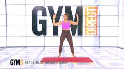 Samantha : Pilates bras et abdos