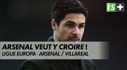 Arsenal veut y croire ! - Ligue Europa : Europa League
