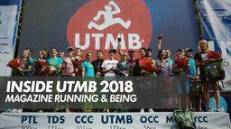 Inside UTMB 2018 / Magazine Running & Being : UTMB