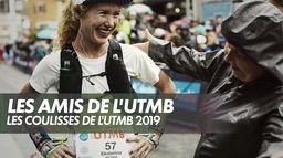 Les coulisses de l'UTMB 2019 : UTMB