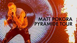 Matt Pokora : Pyramide Tour