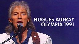 Hugues Aufray à l'Olympia 1991