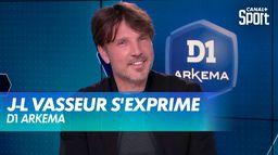 Jean-Luc Vasseur s'exprime pour la première fois depuis son éviction de l'OL : Ligue 1 Uber Eats