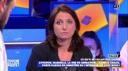 La porte-parole du Ministère de l'Intérieur, revient sur le drame d'Avignon où un policier a été tué