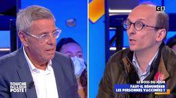 """""""C'est de la corruption !"""" : Fabrice Di Vizio exprime son désaccord sur le vaccin rémunéré"""