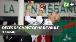 Décès de Christophe Revault : Football