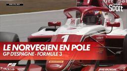 Dennis Hauger en pole pour 6 millièmes - GP d'Espagne Formule 3 : Grand Prix du Portugal