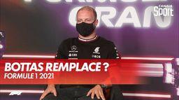 Bottas écarté de chez Mercedes ? Le Finlandais répond : Saison 2021