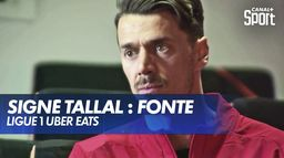 Signé Tallal : José Fonte (LOSC) : Ligue 1 Uber Eats