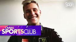 "Quartararo : ""Prêt pour mon Grand Prix de France"" : Canal Sports Club"