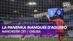 L'incroyable panenka ratée de Sergio Agüero : Premier League, 35ème journée