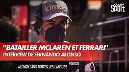 Fernando Alonso revient sur sa longue carrière F1 : Saison 2021