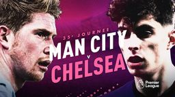 Le résumé de Manchester City / Chelsea : Canal Football Club