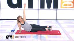 Sandrine : Taille / abdos