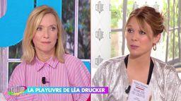 La Playlivre de Léa Drucker