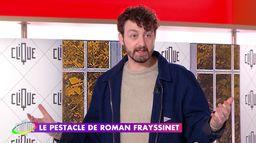 Roman Frayssinet revient de Madrid