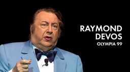 Raymond Devos à l'Olympia 1999