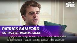Rencontre avec l'attaquant de Leeds United : Patrick Bamford