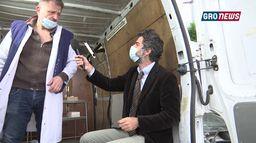 Franki Ki : les vaccinodromes