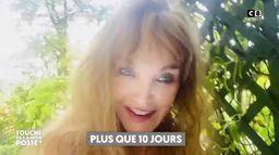 La vidéo très darka de Arielle Dombasle pour fêter le déconfinement !