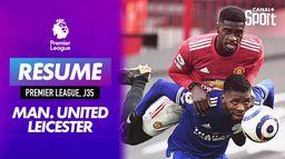 Le résumé de Manchester United / Leicester : Premier League, 35ème journée