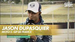 Jason Dupasquier fait le point sur sa préparation ainsi que ses ambitions : Grand Prix de France