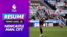 Le résumé de Newcastle / Manchester City : Premier League