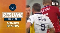 Le résumé de Nevers / Béziers : PRO D2
