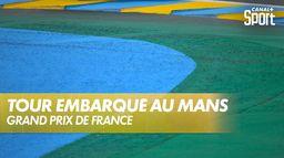Tour embarqué au circuit du Mans : Grand prix du Portugal