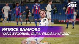 Patrick Bamford (Leeds United) se confie au micro de CANAL+