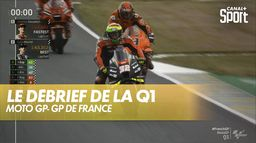 Le débrief de la Q1 : Shark Grand Prix de France