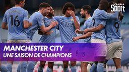 Manchester City : Une saison de champions