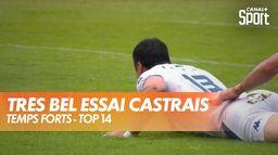 Très bel essai collectif castrais : TOP 14