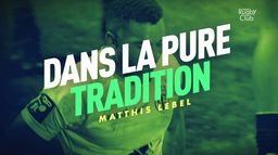 Matthis Lebel : Dans la pure tradition : Canal Rugby Club