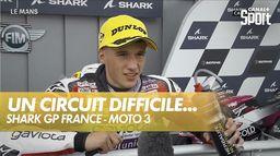 Des conditions climatiques difficiles : Shark Grand Prix de France