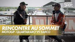 Quartararo - Zarco rencontre au sommet : Shark Grand Prix de France