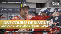 """Miller : """"Une course de dingue avec ce vent"""" : MotoGP - Shark Grand prix de France"""