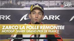 Zarco la folle remontée : MotoGP - Shark Grand prix de France